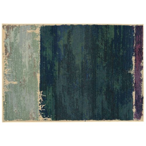 """PANTONE UNIVERSE™ Expressions Impressionist Abstract Rug – 9'9"""" x 12'2"""""""