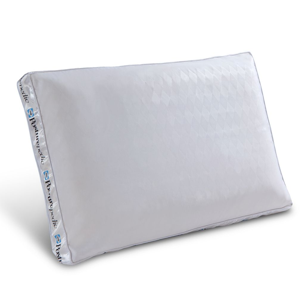 Sealy Posturepedic Molded Memory Foam Pillow - Standard