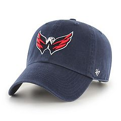 '47 Brand Washington Capitals Clean Up Adjustable Cap - Men