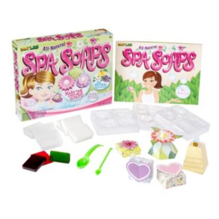 All-Natural Spa Soaps by SmartLab Toys