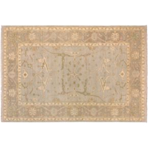 Artisan Weaver Draper Floral Wool Rug