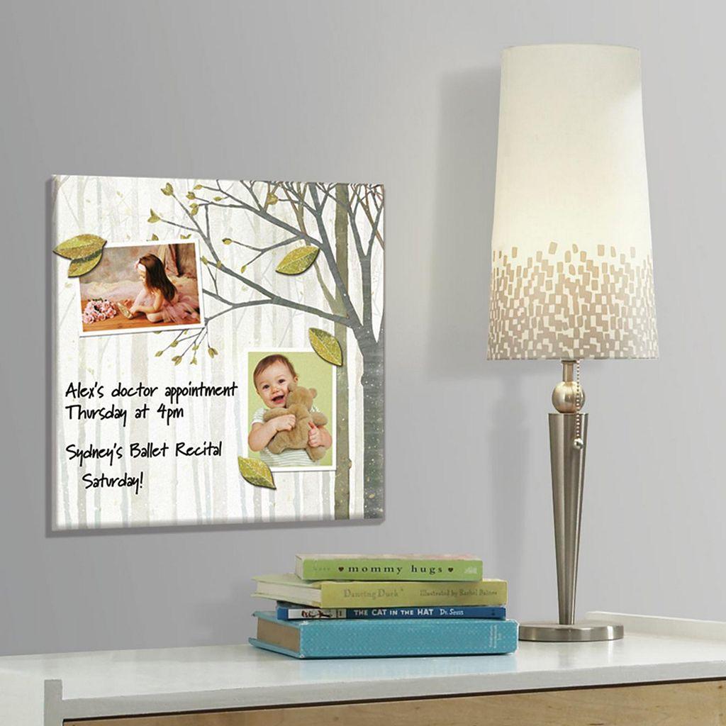 Springtime Tree 5-piece Magnetic Dry Erase Wall Art Set