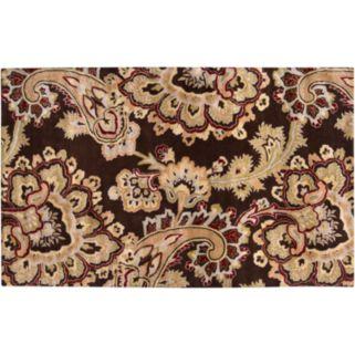 Artisan Weaver Edgerton Paisley Wool Rug