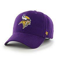 Youth '47 Brand Minnesota Vikings MVP Adjustable Cap