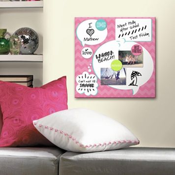 Thought Bubble 5-piece Magnetic Dry Erase Wall Art Set