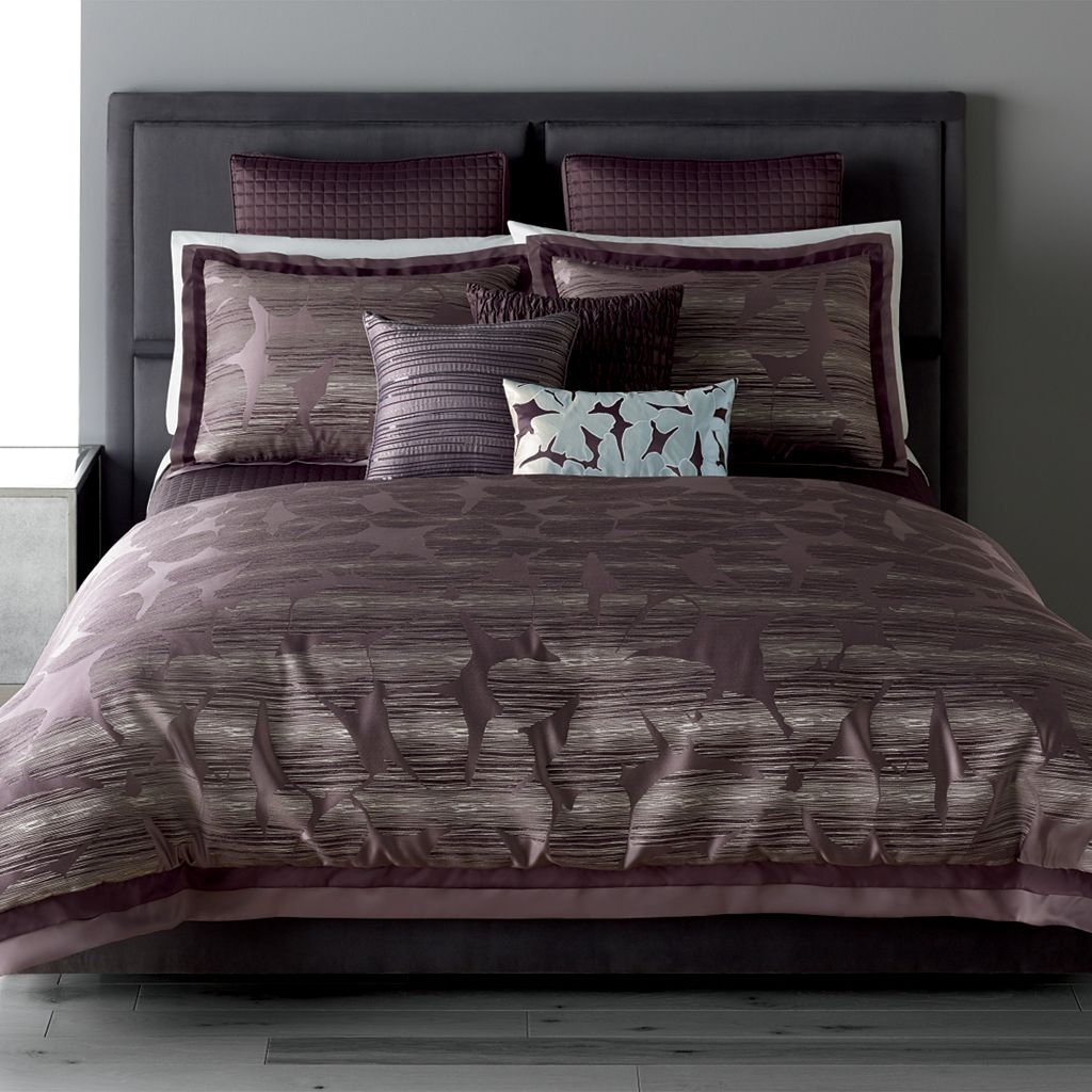 Simply Vera Vera Wang Orchid Haze 3-pc. Duvet Cover Set