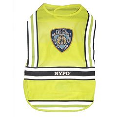 Royal Animals NYPD Reflective Mesh Dog Vest