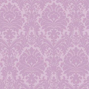 Brewster Home Fashions Brocade Damask Wallpaper