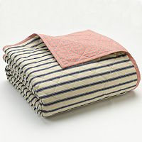 Chaps Telluride Reversible Quilted Coverlet
