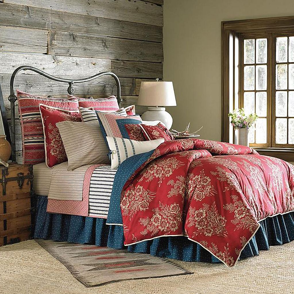Chaps Telluride 3-pc. Duvet Cover Set
