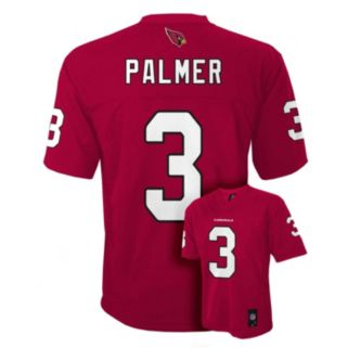 Boys 8-20 Arizona Cardinals Carson Palmer NFL Replica Jersey