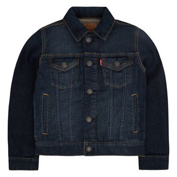 Boys 4-7x Levi's Trucker Denim Jacket