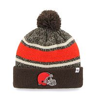 Adult '47 Brand Cleveland Browns Fairfax Beanie