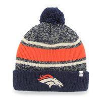 Adult '47 Brand Denver Broncos Fairfax Beanie