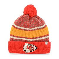 Adult '47 Brand Kansas City Chiefs Fairfax Beanie