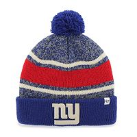 Adult '47 Brand New York Giants Fairfax Beanie
