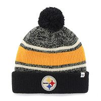 Adult '47 Brand Pittsburgh Steelers Fairfax Beanie