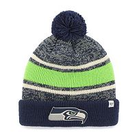 Adult '47 Brand Seattle Seahawks Fairfax Beanie