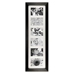 Malden Berkeley 6-Opening 4' x 6' Black Collage Frame