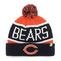 Adult '47 Brand Chicago Bears Calgary Cuffed Knit Hat