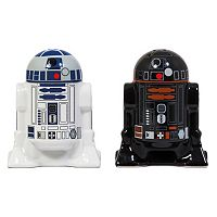 Underground Toys Star Wars Droid Salt & Pepper Shaker Set