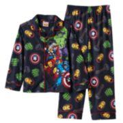 The Avengers All Hero 2-Piece Pajama Set - Boys 4-10