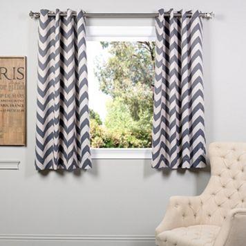 EFF Fez Blackout Window Curtain - 50'' x 63''