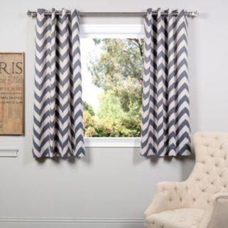 EFF Fez Grommet Blackout Window Curtain - 50'' x 96''