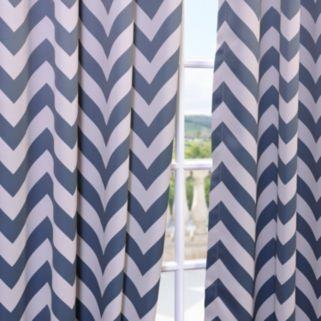 EFF Fez Blackout Window Curtain - 50'' x 108''