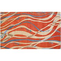 Artisan Weaver Fife Abstract Wool Rug