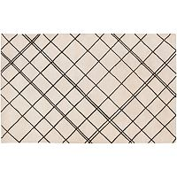 Artisan Weaver Gold Hill Crisscross Wool Rug