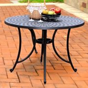 Crosley Outdoor 42 in Sedona Cast Aluminum Dining Table