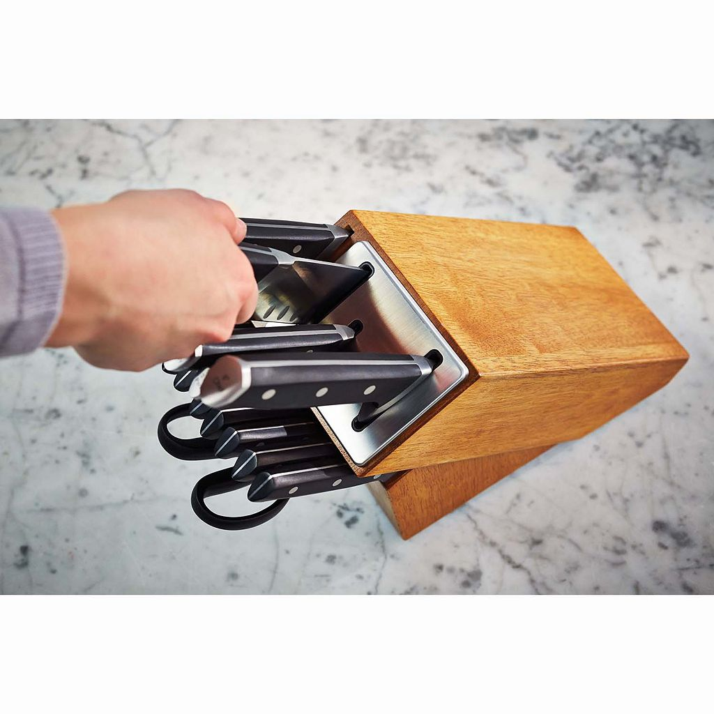 Calphalon Classic SharpIN 15-pc. Knife Block Set