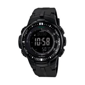 Casio Men's PRO TREK Solar Digital Watch