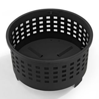 Hudson Basket Weave Fire Pit