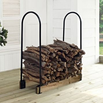 Hartman Adjustable Firewood Storage Rack