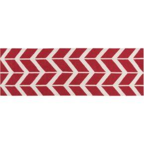 Artisan Weaver Granby Chevron Wool Rug