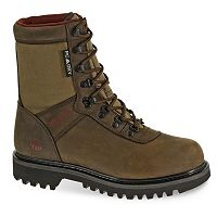 Wolverine Big Horn Men's Waterproof Steel-Toe Insulated Hunting Boots