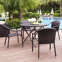 Palm Harbor 5-Piece Café Dining Set