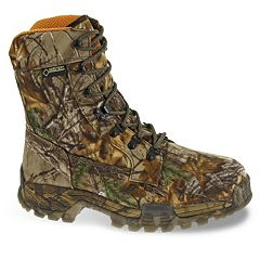 Wolverine King Caribou II Realtree Men's 8-in. Waterproof Hunting Boots by