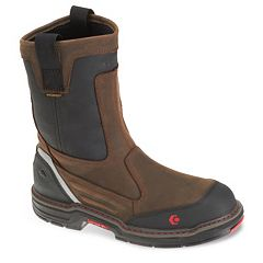 Wolverine Overman NT Men's 10-in. Wellington Work Boots
