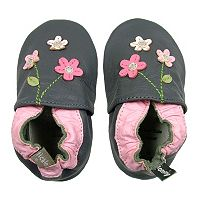 Tommy Tickle Crib Shoes - Baby Girl