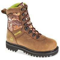 Wolverine Big Horn Plus Women's Waterproof Insulated 8 in Hunter Boots