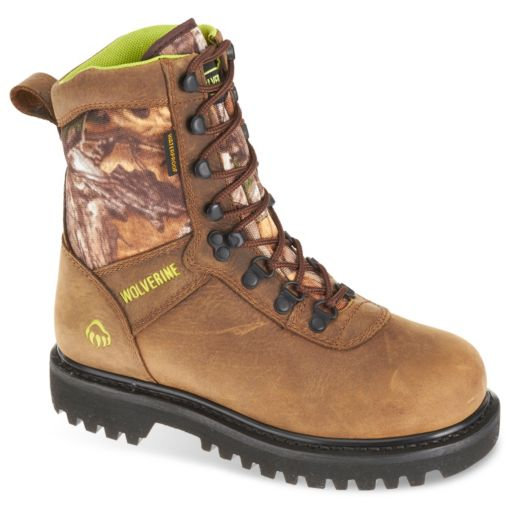 Wolverine Big Horn Plus Women's Waterproof Insulated 8-in. Hunter Boots