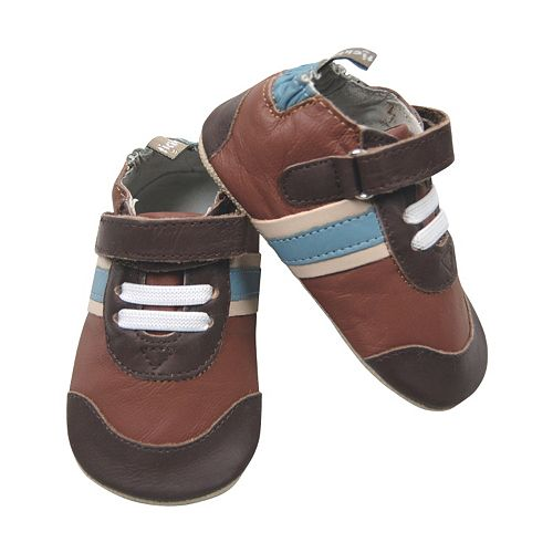 Tommy Tickle Cruzer Crib Shoes - Baby Boy
