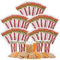 Wabash Valley Farms 210 pc Home Theater Popcorn Popping Set