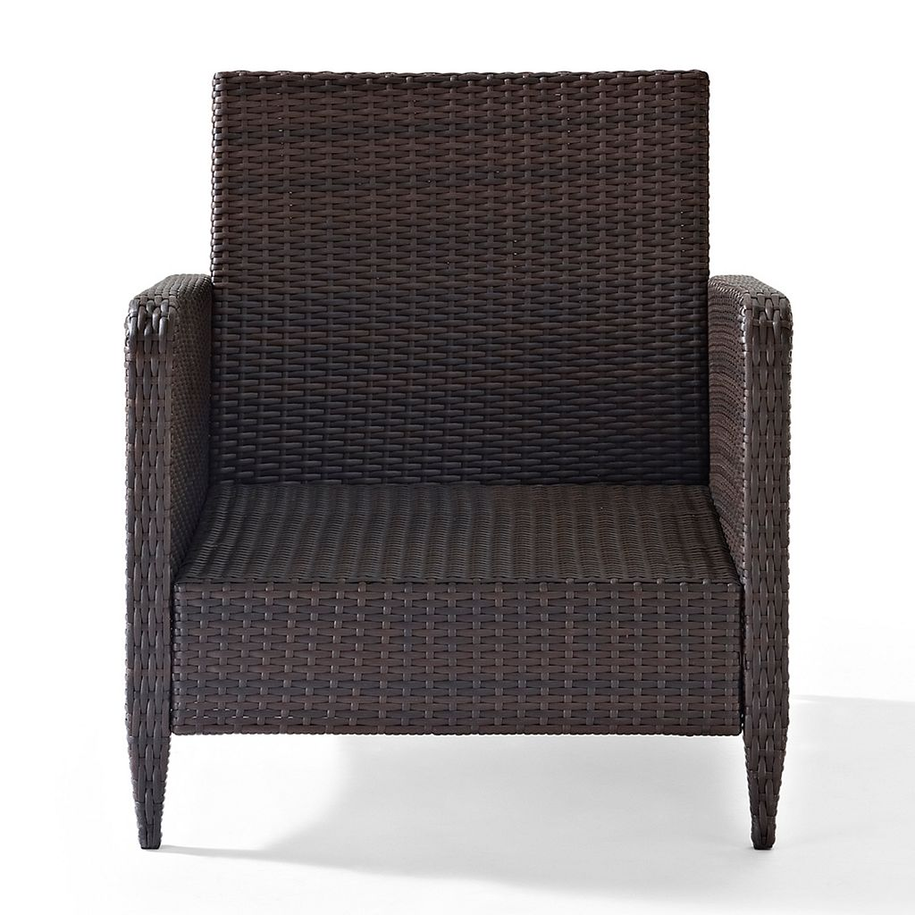 Kiawah Outdoor Wicker Arm Chair