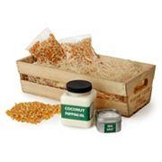 Wabash Valley Farms 4 pc Organic Popcorn Gift Set