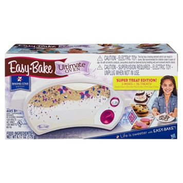 Easy Bake Ultimate Oven Baking Star Edition by Hasbro