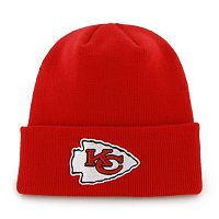 '47 Brand Kansas City Chiefs Cuffed Beanie - Adult